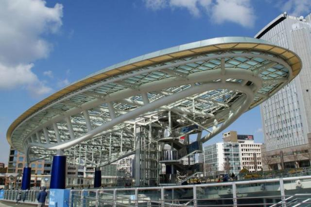 nagoya terminal bus