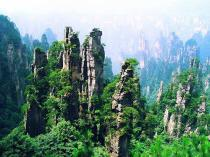 daya pikat6-zhanjiajie
