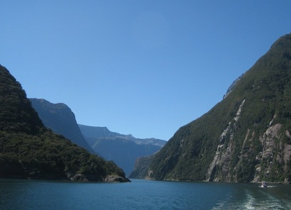 Fiordland National Park tourism destinations