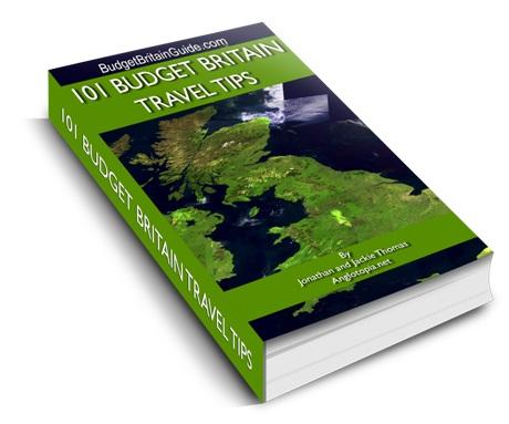 budget travel tips e.book