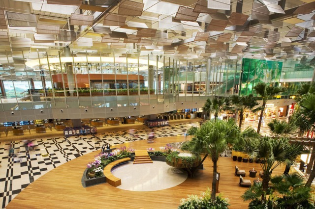 changi international airpot terminal III